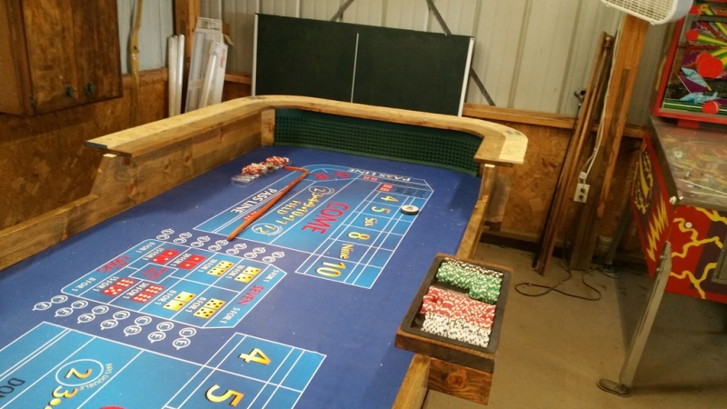 Texas holdem deck